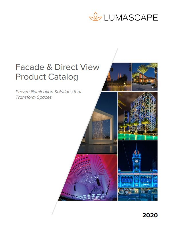 Facade & Direct View Product Catalog (13.3MB)